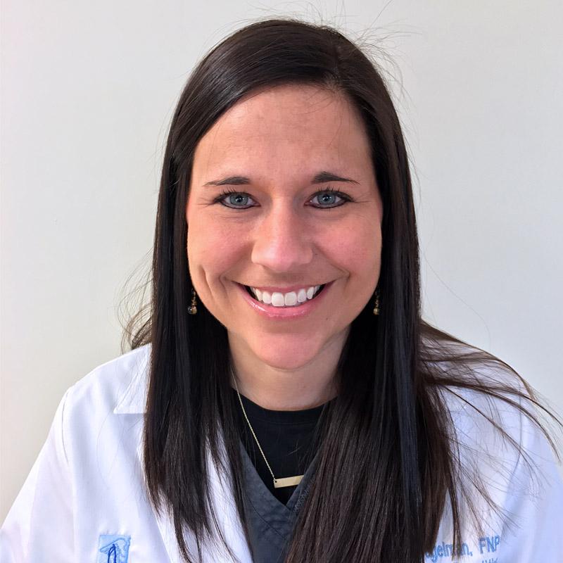 Kristen Degelman, Family Nurse Practitioner