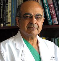 Seshadri Raju, M.D., F.A.C.S., Vascular Surgeon