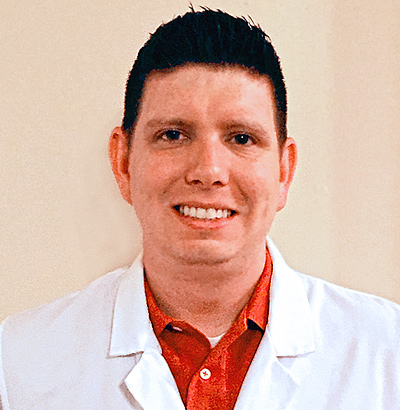 Jerad Robinson, Family Nurse Practitioner, RN, MSN, FNP-C